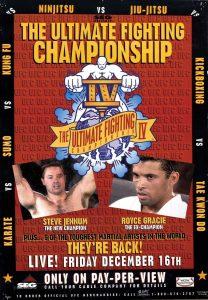UFC 4: Revenge of the Warriors